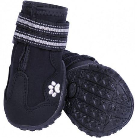 Nobby RUNNERS ochranné boty pro psy XXL 2ks černá