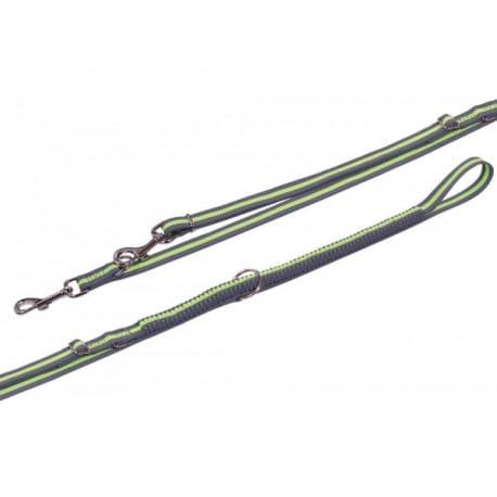Nobby variado vodítko s amortizérom XS-S 210-240cm žltá