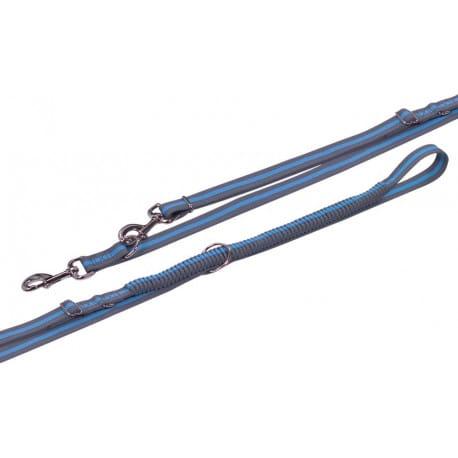 Nobby variado vodítko s amortizérom L-XL 210-240cm modrá