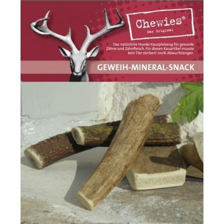 Paroží jelení Chewies Geweih - Snack - S