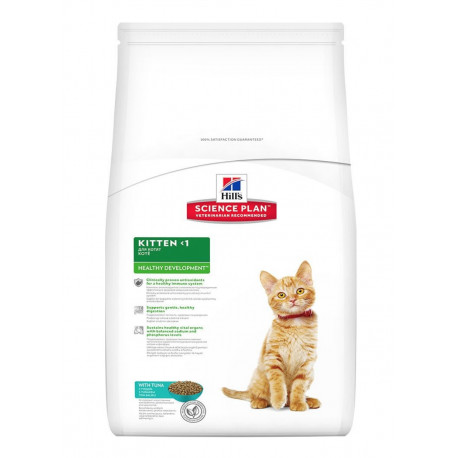 Hill's Feline Dry Kitten Tuna 2kg