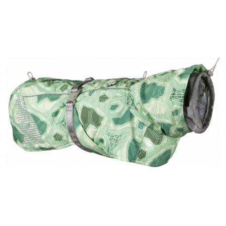 Obleček Hurtta Extreme Warmer zelený camo 65