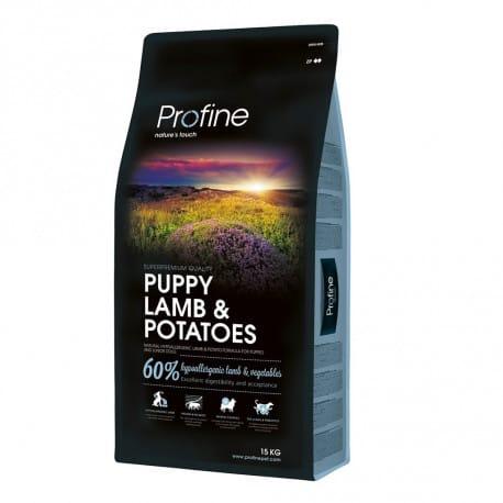 Profine NEW Dog Puppy Lamb & Potatoes 15 kg