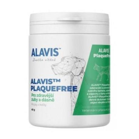 Alavis Plaque Free pro psy a kočky 40g