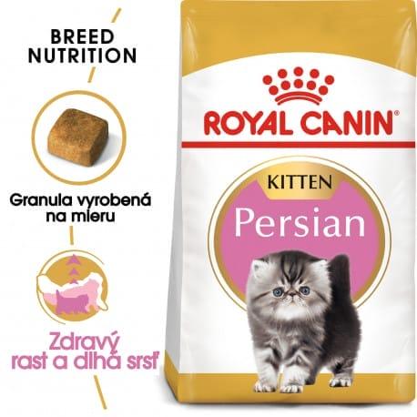 Royal canin Breed Feline Kitten Persian 10kg