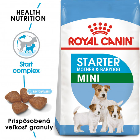 Royal canin Mini Starter 8,5kg
