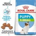 Royal Canin X-Small Puppy granule pre trpasličie šteňatá 1,5kg