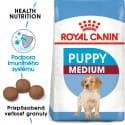 Royal Canin Medium Puppy granule pre stredné šteňatá 4kg