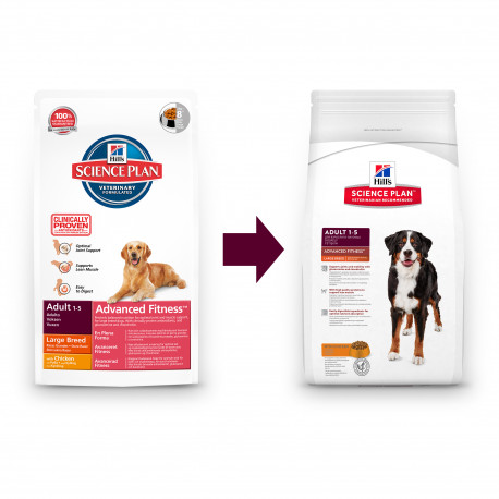 Hill's Canine Dry Adult Large BREEDER 18kg
