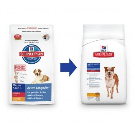 Hill's Canine Dry Senior 12kg