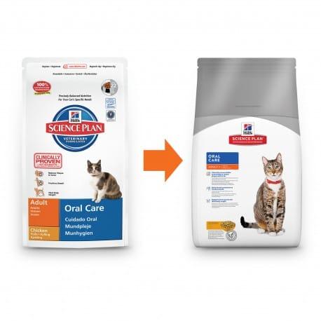 Hill's Feline Dry Oral Care 5kg