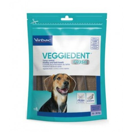 Virbac C.E.T.pes Žvýkací plátky NEW S 15ks