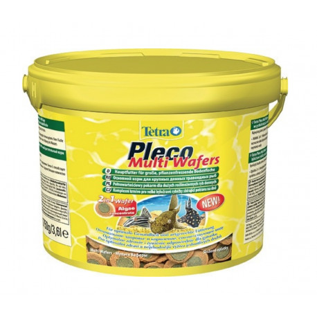 Tetra Pleco Multi Wafer 3,6l