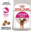 Royal Canin Aromatic Exigent granule pre maškrtné mačky 2kg