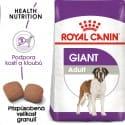 Royal Canin Giant Adult granule pre dospelých obrie psy 15kg