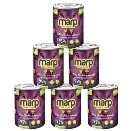 Marp mix Chicken & Vegetable 6x400g