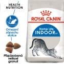 Royal Canin Indoor granule pre mačky žijúce vnútri 4kg