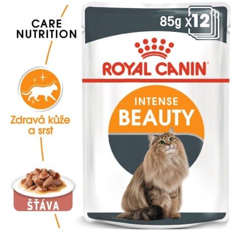 Royal canin Feline Intense Beauty kaps 85g