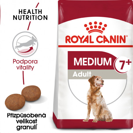 eb22c81b4b Royal canin Medium Adult 7+ 15kg - PETHOME.sk