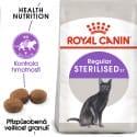Royal Canin Sterilised granule pre kastrované mačky 4kg