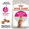 Royal Canin Proteín Exigent granule pre maškrtné mačky 10kg