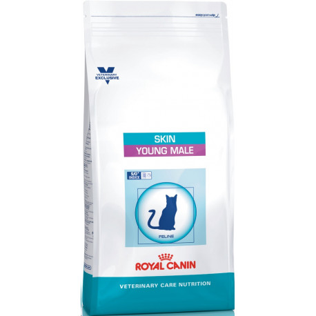 Royal Canin Vet.  Cat Neut Skin Young Male S/O 3,5kg