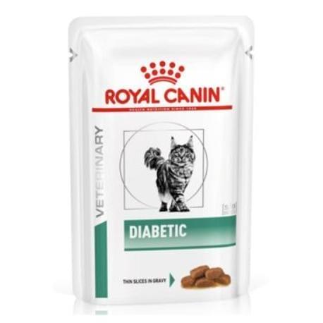 Royal Canin VD Feline Diabetic  12x100g kaps