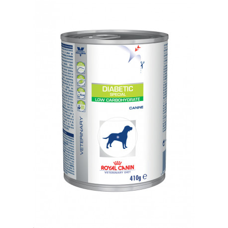 Royal Canin VD Canine Diabetic Special 410g konz