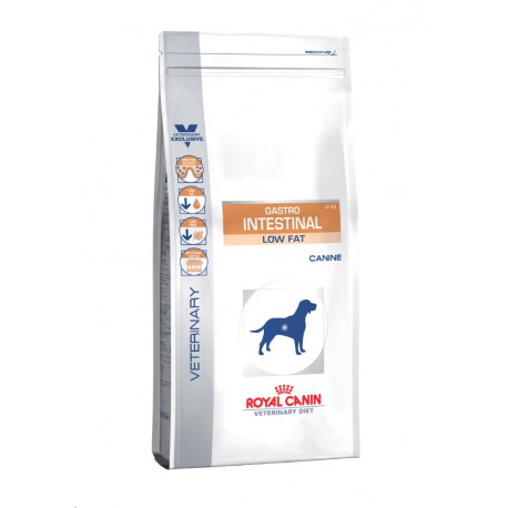 Royal Canin VD Canine Gastro Intest Low Fat  6kg