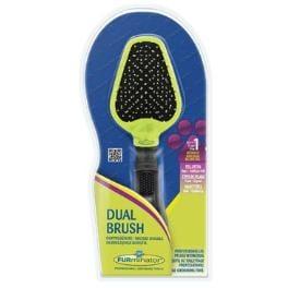 FURminator kefa Dual Brush pre psov 1ks