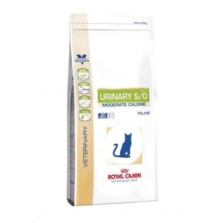 Royal Canin VD Feline UrinaryMod Calor 3,5kg