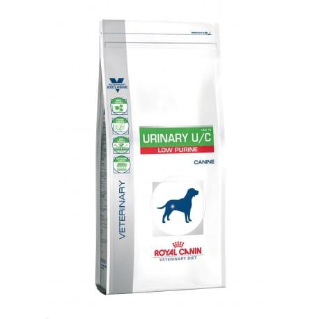 Royal Canin VD CanineUrinary U/C Low Purine14kg