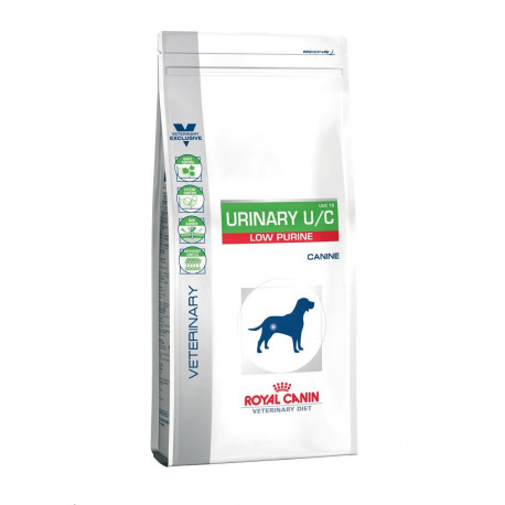 Royal Canin VD Canine Urinary U/C Low Purine 7,5kg