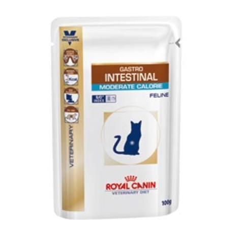 Royal Canin VD Feline Gastro IntestMod  12x100g kaps