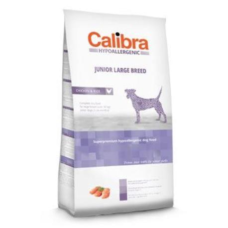 Calibra Dog HA Junior Large Breed Chicken 14kg NEW