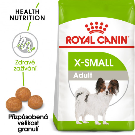 Royal canin X-Small Adult 1,5kg