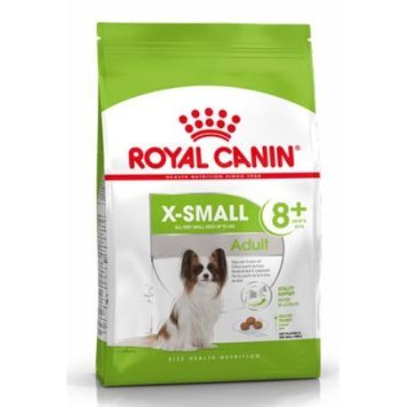 Royal canin X-Small Mature+8 500g