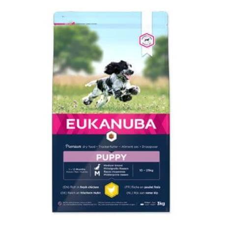 Eukanuba Dog Puppy&Junior Medium 3kg