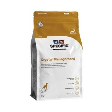 Specific FCD Crystal Management 2kg kočka