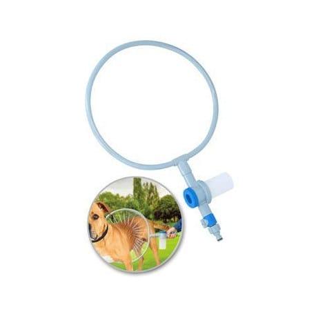 Sprcha kruhová pro psy 40x36cm