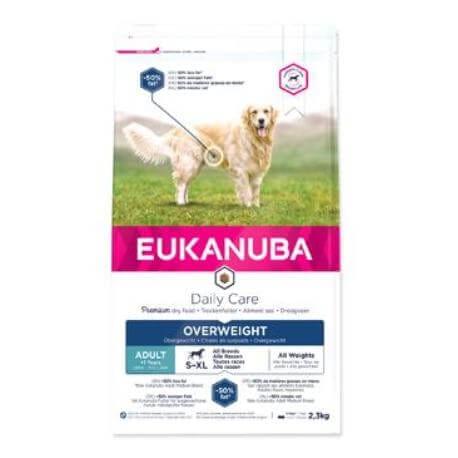 Eukanuba Dog DC Overweight Sterilized 2,5kg