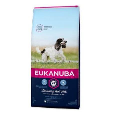 Eukanuba Dog Mature&Senior Small&Medium 3kg