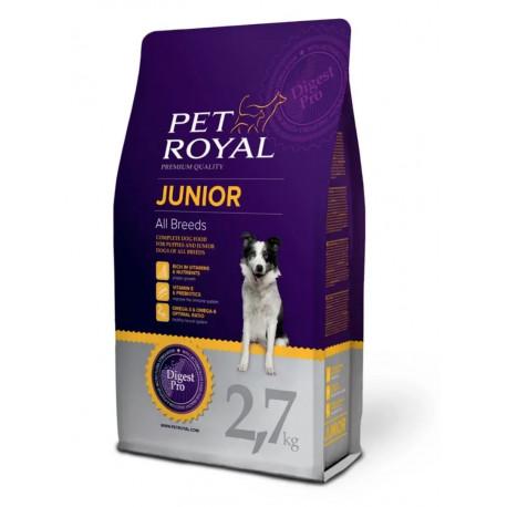 Pet Royal Junior Dog 2,7kg