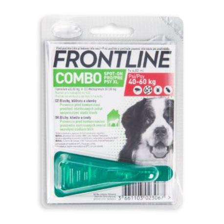 Frontline Combo Spot-on Dog XL sol 1x4,02ml