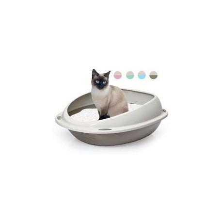WC kočka Shuttle s okrajem, 57cm