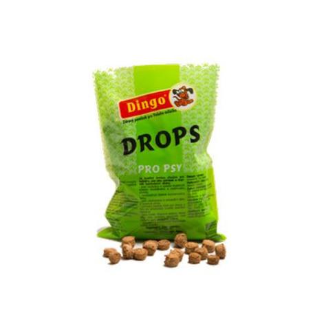 DINGO drops oškvarky 500g