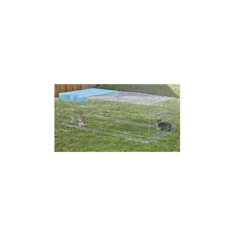 Výbeh pre králiky, hlodavce a hydinu 230x115x70cm