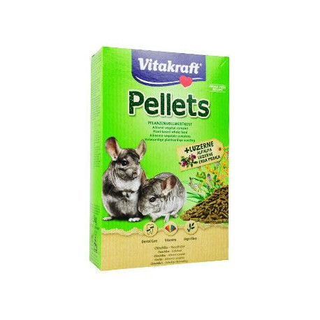 Vitakraft Rodenta Chinchilla Pellets 1kg