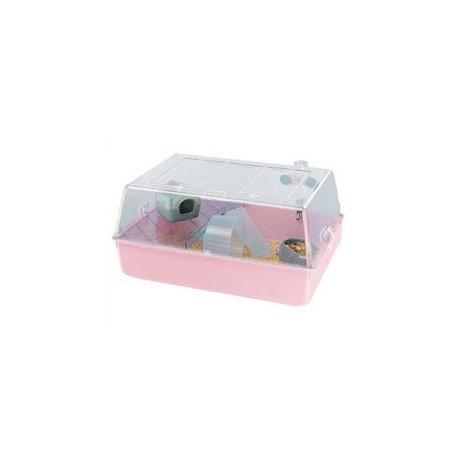 Klietka DUNA Mini Hamster 55x39x27cm škrečok FP