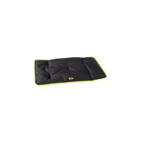 Vankúš JOLLY 85 čierny + zelený lem FP 1ks